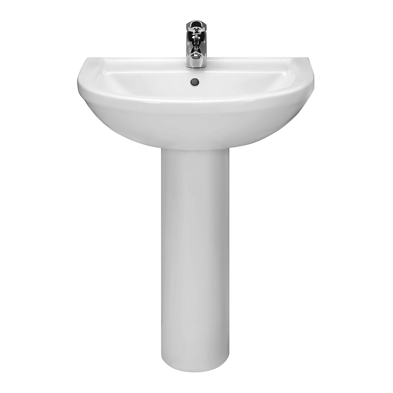 Washbasin militos for Lavabo salle de bain american standard